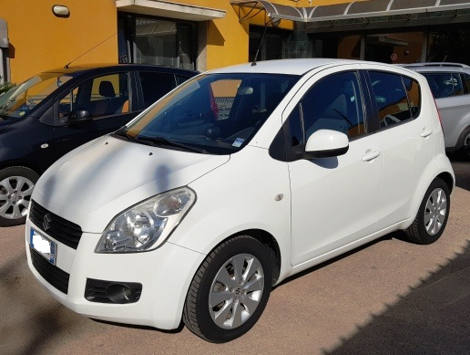 Suzuki Splash 1.0 Gpl