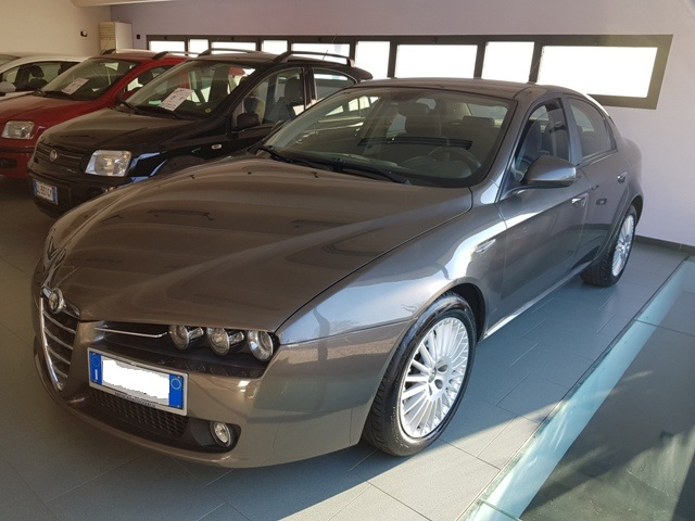 Alfa Romeo 159 1.9 JTD Distinctive