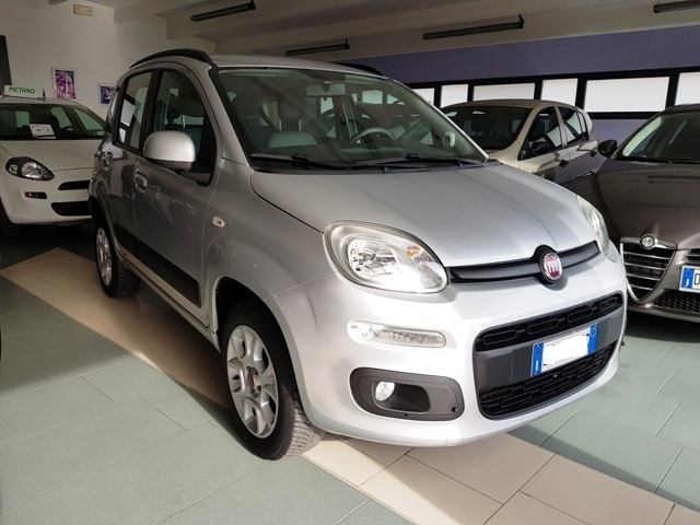 Fiat Panda 0.9 Twin Air Natural Power