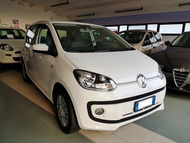 Volkswagen UP 1.0 Eco Metano