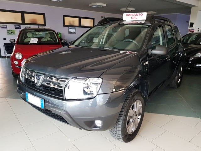 Dacia Duster 1.6 GPL